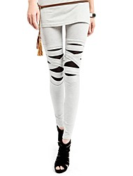 Women Others Medium Cross - spliced Legging