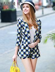 Pink Doll® Women's Work Medium ¾ Sleeve Regular Blazer