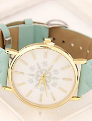 Women's Wild Trend Simple Casual Fashion watch