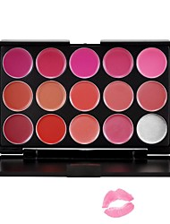 15 of Colors Lip Gloss Paste (MODEL 2)