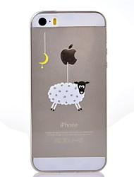 Para Funda iPhone 7 / Funda iPhone 7 Plus / Funda iPhone 6 / Funda iPhone 6 Plus / Funda iPhone 5 Transparente / Diseños FundaCubierta