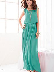 Milu Women's Chiffon Snads Dresses
