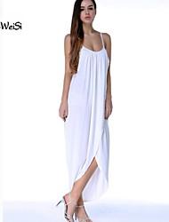 NUO WEI SI ®  Women's European Fashion Sexy Beach  Large Yard Dress