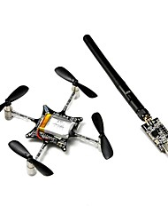 geeetech kit de quadcopter crazyflie nano 10 ddl avec crazyradio