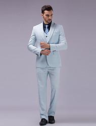 Costumes ( Taies , Coton/Polyester , 3 Pièces ) Coupe Sur-Mesure