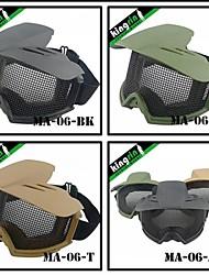 MA-06 tactiques lunettes de sécurité engins de maillage