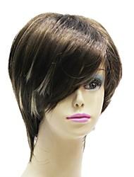 parrucca nera Parrucche per le donne Liscio costumi parrucche Parrucche Cosplay