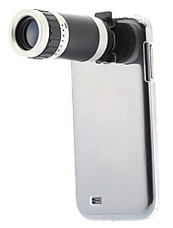 Mobile Phone Telescope 8X for Samsung i9500/S4 with Back Case