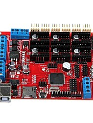 Geeetech Megatronics Atmega2560-16AU V2.0 Controller Board for 3D Printer