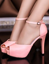 Women's Peep Toe Stiletto Heel Fashion Sandals Shoes More Colors available