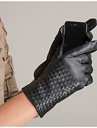 leather gloves for men
