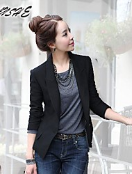 Women's fashion big yards suit jacket OUTW15