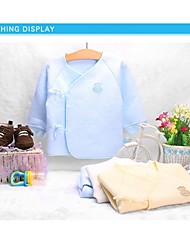 Boy's All Seasons Micro-elastic Medium Long Sleeve Overalls & Jumpsuits(Organic Cotton Sterile Vacuum Packing)