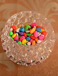 250 g di ghiaia multicolori pietra