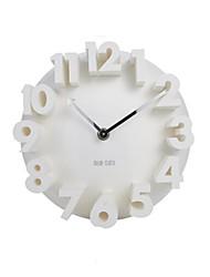 Shibaojia ® 3D Fashionable Wall Clock Super Mute 8806