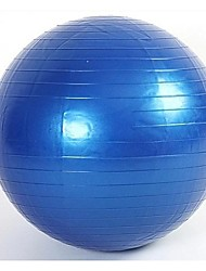 Unisex Fitness Ball PVC 0.65 M Yellow/Red/Gray/Blue
