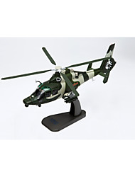 statische militärischen Simulationsmodell von China gerade 9 Hubschraubermodell 1.48