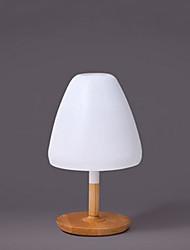Lampade da tavolo - Moderno/contemporaneo - DI Legno/bambù