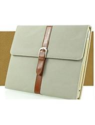 Apfel iPad mini/iPad mini 2/iPad mini 3 - Folio Cases/Envelope Cases (PU Leder , Rot/Blau/Braun/Rosa/Grau) - Einfarbig