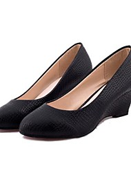 Women's Shoes Round Toe Wedge  Heel Pumps Shoes More Colors available