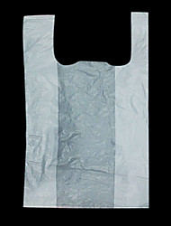 Disposable Plastic Bags(Set of 100)
