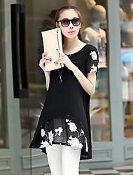 Women's Casual Fashion Printed T-Shirt