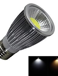 Faretti 1 COB E26/E27 7 W 600lm LM Bianco caldo / Luce fredda AC 100-240 V