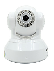 Besteye® H.264 WIFI Camera IP HD 720P 1.0M Pixels PTZ IR Night Vision Wired or Wireless Camera WIFI