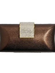 Women's Stylish Little Snake Evening Party Clutch Bag