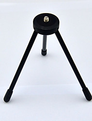 universelle super fort trépied métallique pour GoPro héros 4/3 + / 3/2/1 / et sj4000 / sj5000 / sj6000