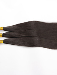Brazilian Virgin Hair Natural colour 3Pcs 26Inch Straight Hair Weaving 100% Human Hair