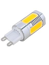 7W G9 5 COB 600-700 lm Bianco caldo / Luce fredda AC 220-240 V 1 pezzo