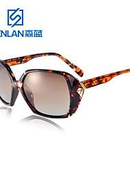 lunettes de soleil surdimensionnées Senlan conduite des femmes polarisées 9504