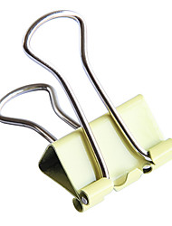 Office 19mm Binder Clips (40Pcs/Box)
