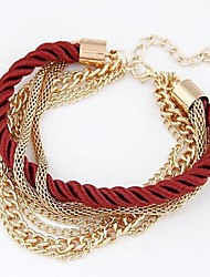 Sando Women's High Quality Luxury Weave Bracelet