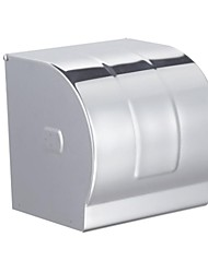 Mirror Polishing Stainless Steel Bathroom Wall-Mounted Paper Holder,A2072