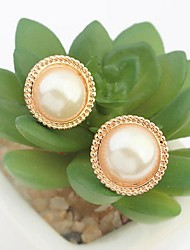 Tina -- European and American Fashion Alloy Stud Earring in Party (2 Pcs)