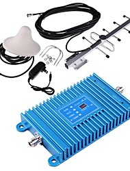 Intelligence CDMA990 850MHz Mobile Cell Phone Signal Booster Amplifier+ Antenna Kit