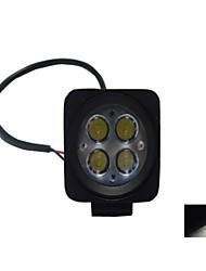Luz para Trabalho ( 6000K , Impermeável ) - SUV/ATV/Car Engenharia - LED
