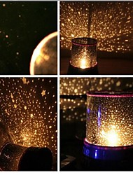 Wedding Décor The Stars In The Sky That LED Night Light Projector(Random Color)
