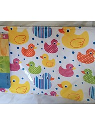 Cartoon Duck Bath Mat