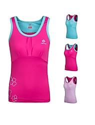 Femme Gilet/Sans Manche / Tee-shirt / Hauts/TopsCamping / Randonnée / Exercice & Fitness / Courses / Sport de détente / Badminton /
