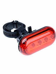 Bike Lights / Rear Bike Light LED Cycling Mobile Power Supply AAA Lumens Battery Cycling/Bike