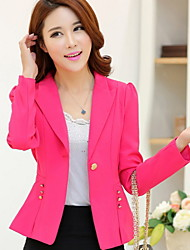 Women's Casual Slim Blazer Suits