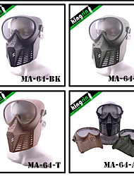 MA-64 Protect Clone Full Face Tactical Military Combat Mask