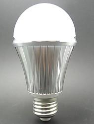 6W E26/E27 Lampadine globo LED / Lampadine LED smart G60 10 SMD 5730 460LM lm Luce fredda Sensore AC 85-265 / AC 100-240 V 1 pezzo