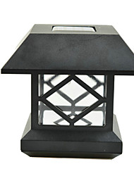 "4"" Solar Post Cap Light with 1 Bright Leds"