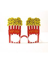 pc grappig popcorn geek&chique party bril