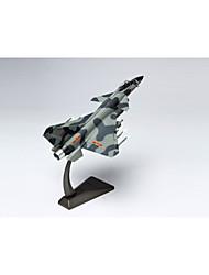 statique modèle de simulation militaire de la Chine modèle j-10b combattant (01:48)