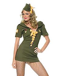 Costumes - Plus de costumes - Féminin - Halloween - Robe/Chapeau